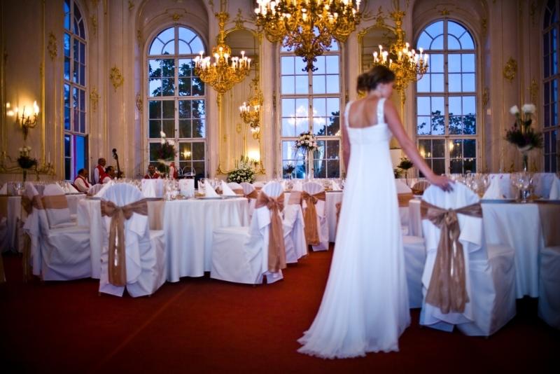 Esküvő a díszteremben / Wedding in the Ball Room