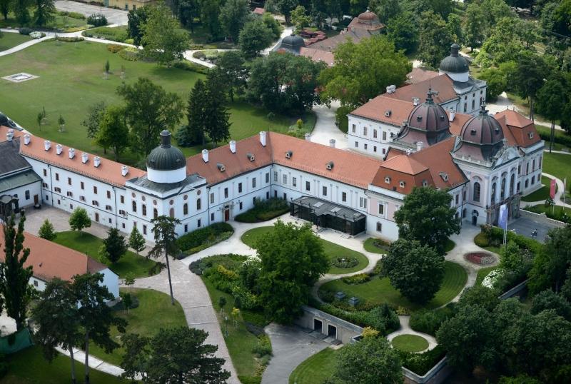 Gödöllői Királyi Kastély / Royal Palace of Gödölllő